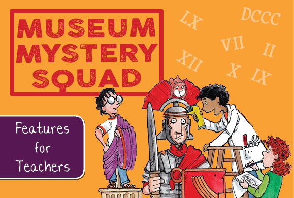 Floris Books Museum Mystery Squad Activities
