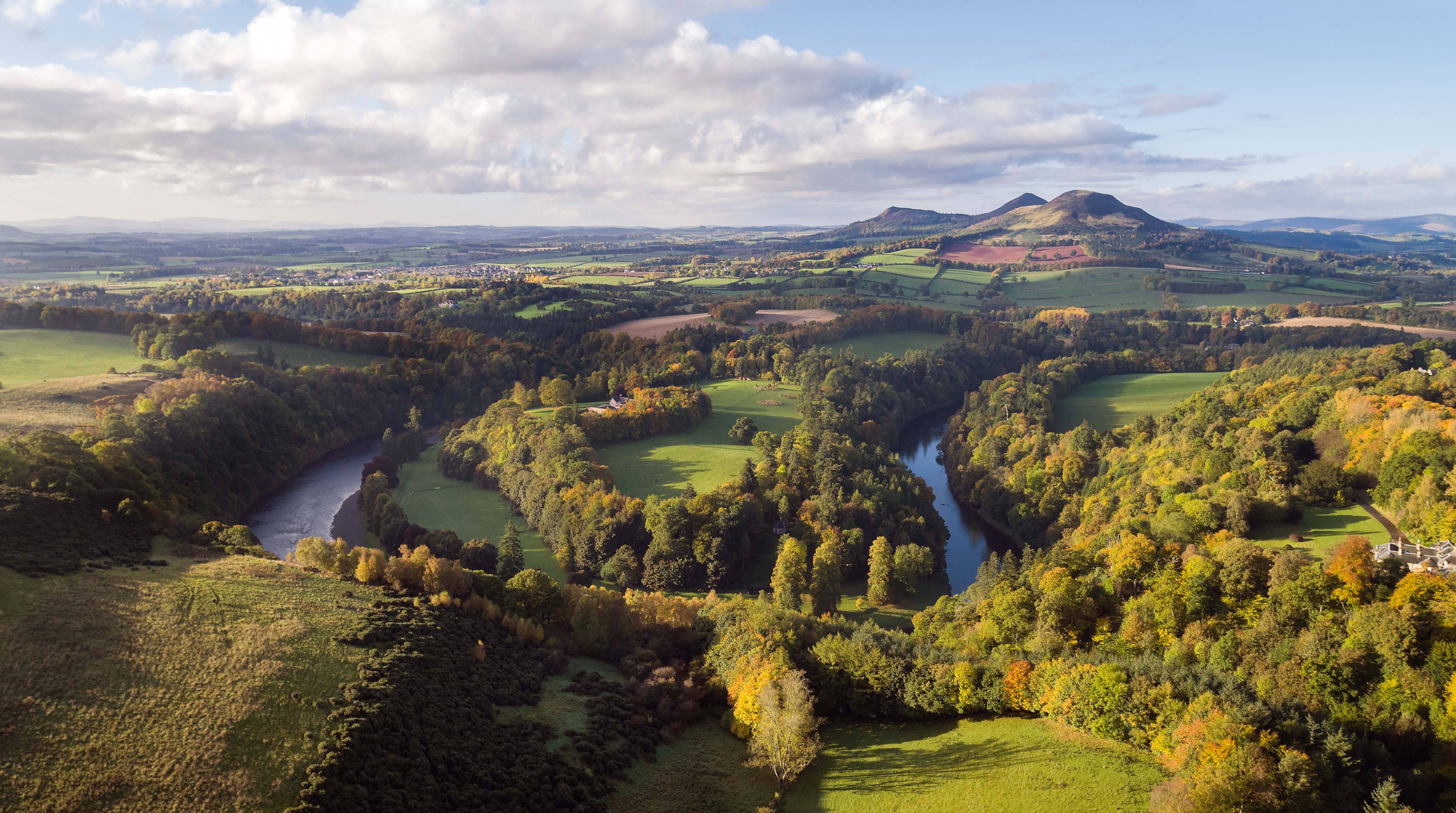 Scott's View, River Tweed © James Smith Photography