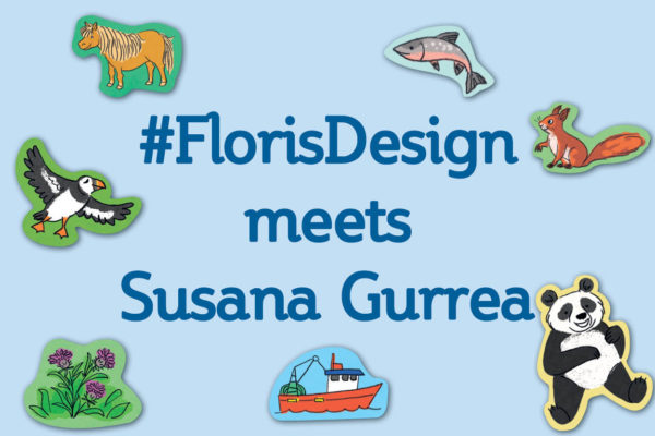 Floris Design meets Susana Gurrea