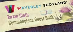 Guest Book Waverley Books