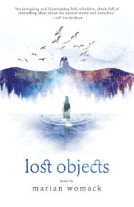 Lost Objects by Marian Womack cover