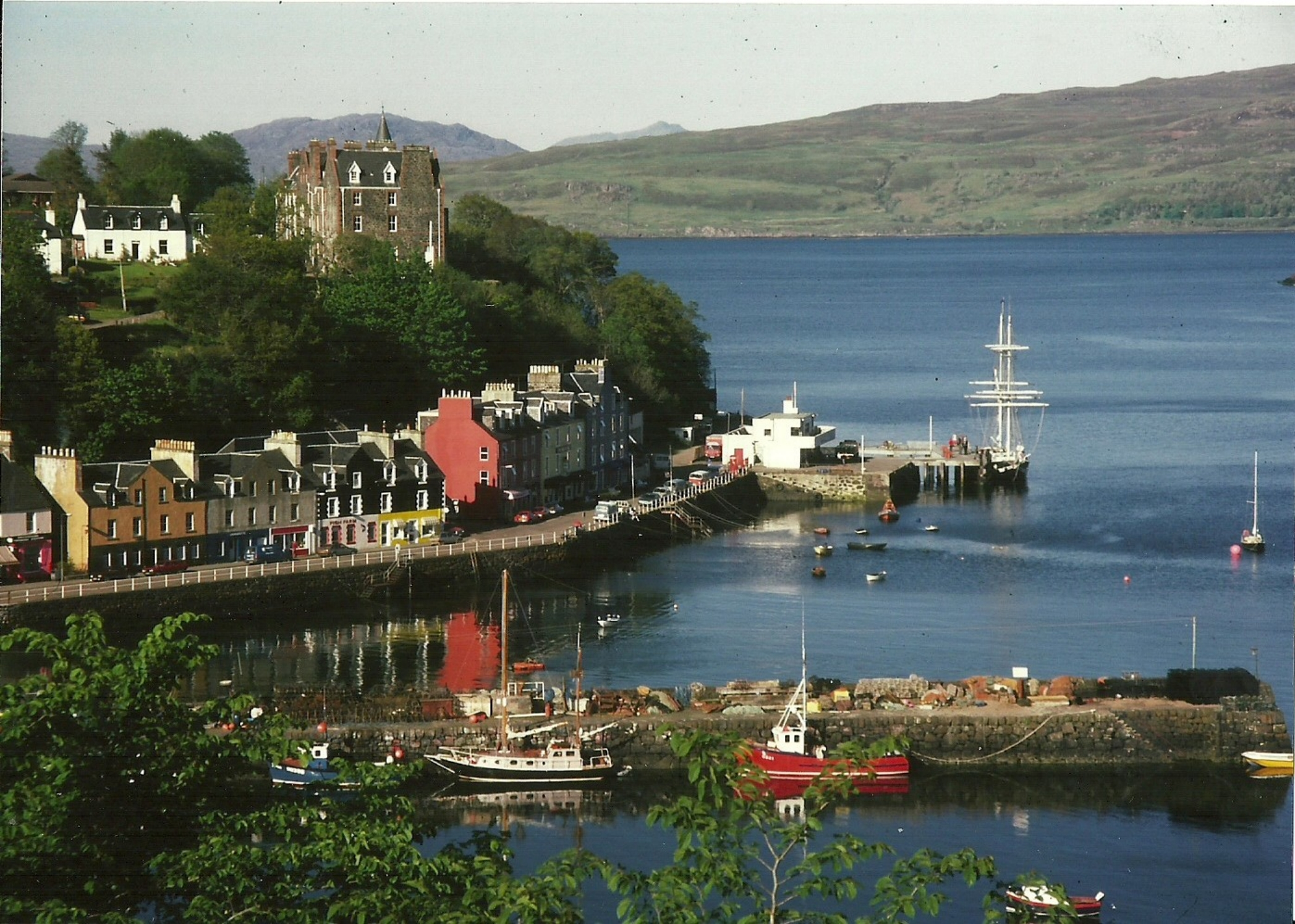Image of Tobermory Bob Orrell