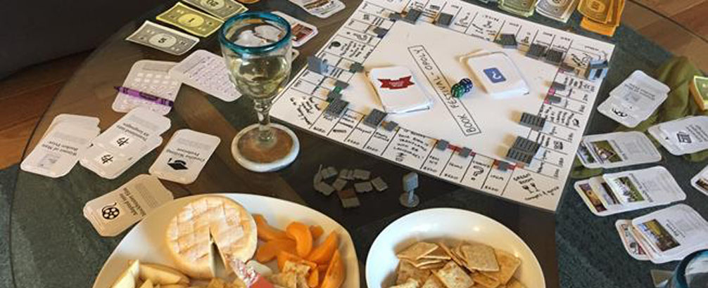 Bookfestival- opoly and Other Bookish Games