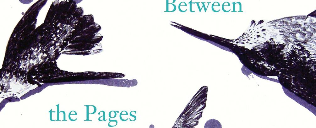 David Robinson Reviews: Hummingbirds Between the Pages