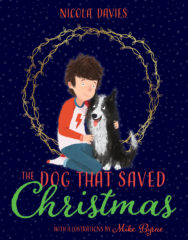 The Dog That Saved Christmas cover image