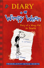 Diary o a Wimpy Wean - cover image