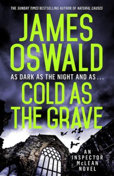 Cold as the Grave - cover image