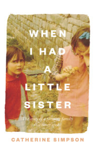 When I Had a Little Sister - cover image