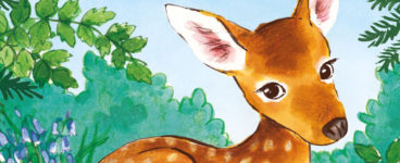 The Animal Adventure Club: The Baby Deer Rescue