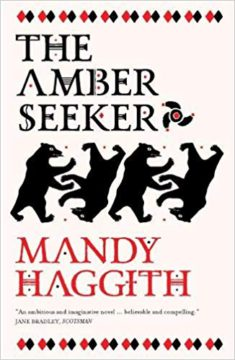 The Amber Seeker - cover
