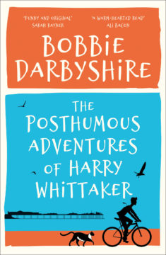 The Posthumous Adventures of Harry Whittaker cover image