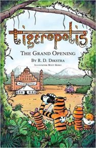 Tigeropolis The Grand Opening cover image