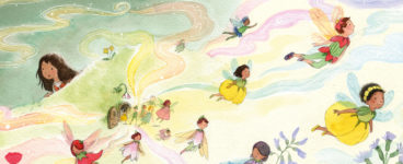 The Fairy Song: Interview with Illustrator Ruchi Mhasane